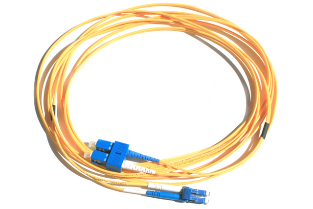 Premium Singlemode UPC Fiber Optic Patch Cords